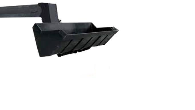 Ковш для грунта CBR